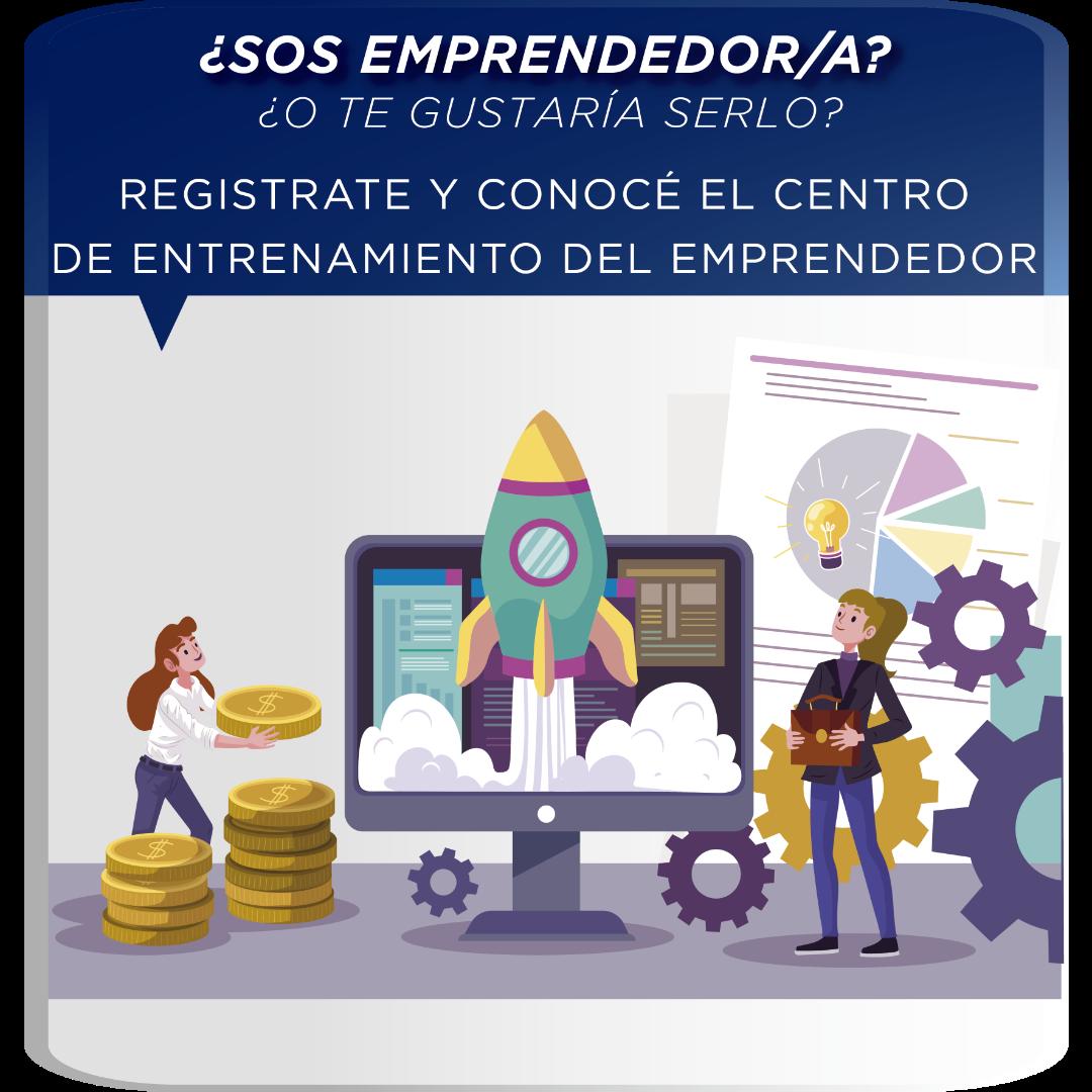 Centro de Entrenamieto del Emprendedor
